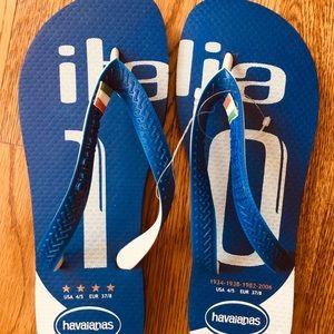 5d643d45dbc4c7 Havaianas Shoes - Havaianas-Top Italia Italy Flip Flops
